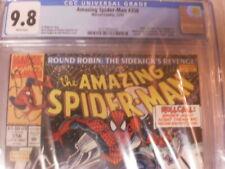 AMAZING SPIDER-MAN 356 CGC 9.8 MOON KNIGHT PUNISHER NOVA NIGHT THRASHER