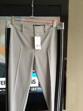Vince Size 0 Flat Front Tuxedo Pant Retail $295