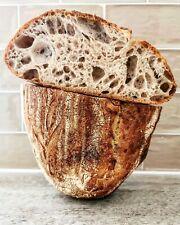 Fresh Sourdough Starter 40yrs old 100%Organic flour Wild Yeast