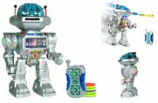 Remote Control Robot Radio Controlled RC Talking Dancing Shoot Slide Dance Toy