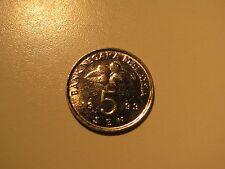 1993  MALAYSIA   5  SEN