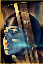 fritz lang METROPOLIS 1926 movie poster 24X36 VINTAGE SCI-FI futuristic new