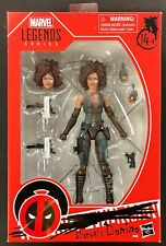 "Hasbro Marvel Legends Series X-Men Marvel?s Domino 6"" Action Figure"