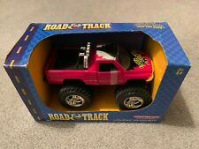 Tootsietoy Road & Track 1/24th Scale Die-Cast Pink Earth Quake 1997