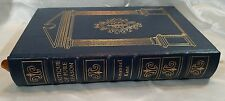 Critique of Pure Reason Immanuel Kant Easton Press Leather Books That Changed th