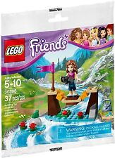 LEGO® Friends Polygag 30398 Olivia Adventure Camp Bridge NEU OVP NEW MISB NRFB