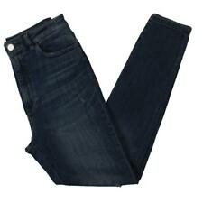 DL1961 Womens Chrissy Denim High Rise Destroyed Skinny Jeans BHFO 0676