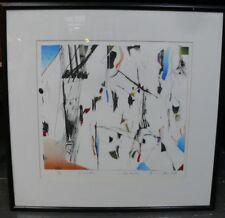 JOHN NEESON ORIGINAL ARTIST PRINT IN MY ROOM ... WHO WILL BE  - 66/70 1989