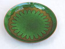 MIGUEL PINEDA Vintage Mexican Enamel on Copper DISH