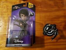 New listing New and sealed Disney Infinity 3.0 Tron Quorra Figure + Open Sam Flynn Rare Htf