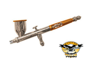 PAASCHE TG#2L TALON DOUBLE ACTION GRAVITY FEED AIRBRUSH (0.38MM) - AIRBRUSH ONLY