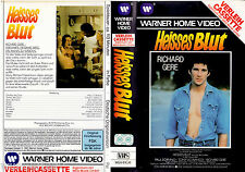 VHS -- Heisses BLUT ( Bloodbrothers ) - (1978) - Richard Gere