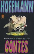 Contes - Hoffmann   Livre de Poche Classique 1969   Occasion Bon Etat