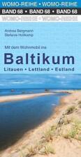 Mit dem Wohnmobil ins Baltikum von Andrea Bergmann und Stefanie Holtkamp (2016, Taschenbuch)