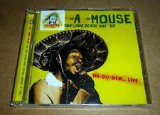 Eek A Mouse - Arena Long Beach / CD / 2016 / OVP, Sealed / Reggae Wa Do Dem Live
