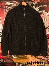 RARE! Yohji Yamamoto Pour Homme Zip Sweater Comme Des Garcons Shirt M-L