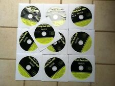 10 CDG DISCS BEST HITS KARAOKE - CD+G NEW COUNTRY ROCK POP OLDIES *HOLIDAY SALE*