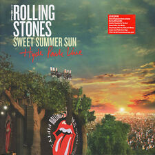 "THE ROLLING STONES ""SWEET SUMMER SUN"" BLU-RAY+2CD+DVD DELUXE BOOK BOX SET"