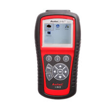 USA Ship Original Autel AutoLink AL619 OBDII CAN ABS SRS Scan Tool Update Online