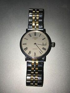 VINTAGE GENTS 'LONGINEs' Automatic Date Wristwatch