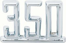 "1967 Camaro 1965-67 Impala 1965-67 Nova ""350"" Fender Emblem (Sold as Each)"