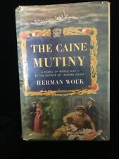 The Caine Mutiny by Herman Wouk - 1951 Hardcover 13th Printing