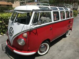1965 Volkswagen Bus/Vanagon Split Window