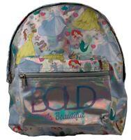 Disney Princess Bold Mini Roxy School Bag Rucksack Backpack Brand New Gift