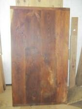 "AMISH BUILT RECLAIMED BARN WOOD TABLE TOP - DOUGLAS FIR - 1.5"" THICK- UNFINISHED"