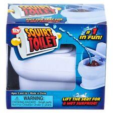 Mini Toilet Bowl Squirt Water Gun Poop Turd ~ GaG Prank Joke Classic Child Toy