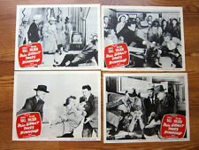 MISS GRANT TAKES RICHMOND R54 Lucille Ball William Holden lobby cards
