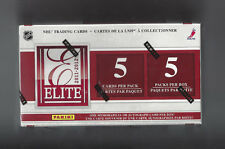 2011-12  Panini Elite Hockey Blaster Box New Factory Sealed