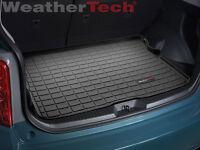 2012-2017 Grey WeatherTech Trunk Cargo Liner for Hyundai Accent Hatchback