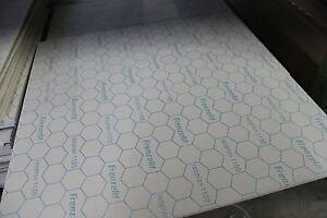 Zuschnitt Frenzelit Isoplan 1100 Isoliermaterial Dichtung f. Öfen und Kamine