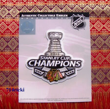 Official NHL 2013 Chicago Blackhawks Stanley Cup Final Champions Champs Patch