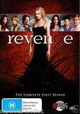 REVENGE COMPLETE SEASON 1 : Brand New & Sealed DVD