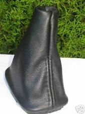 FITS MERCEDES CLK GEAR GAITER GENUINE LEATHER SHIFT BOOT