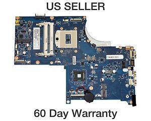 HP Envy 17-J Intel Laptop Motherboard W8STD s947 746450-501