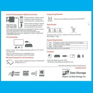 Portable White USB DVD/CD Drive Reader Writer Burner Smartphone Laptop PC MAC