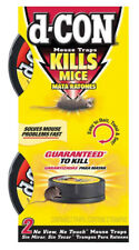 D-Con  Small  Snap  Animal Trap  For Mice 2 pk