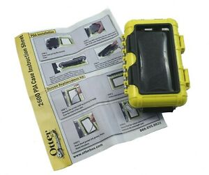 Otterbox 2600 Series Waterproof Case - Yellow (2600-05)
