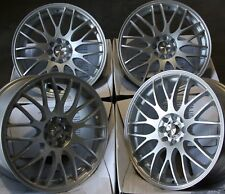 "ALLOY WHEELS X 4 17"" S MOTION FITS 5x105 OPEL VAUXHALL HOLDEN CHEVROLET SEE LIST"