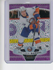 19/20 OPC Platinum New York Mathew Barzal Violet Pixels Ltd #225/399 card #145