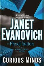 Curious Minds-Janet Evanovich-2017 Knight and Moon novel #1-PAPERBACK EDITION