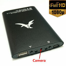 A 1080P HD SPY Hidden Camera Mobile Power Bank Motion Detection Night Vision Cam