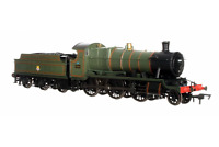 Dapol 4S-043-005 OO Gauge Mogul 2-6-0 6364 Lined Green Early Crest BR