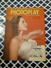 Photoplay Magazine February 1953 Jean Peters