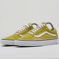 Vans Old Skool cress green / true white EU 44,5, Männer, Grün, VN0A38G1U61