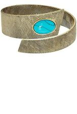 House Of Harlow Tantra Crosshatch Bangle