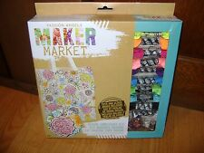 Fashion Angels Maker Market - Modern Embroidery Kit - NEW